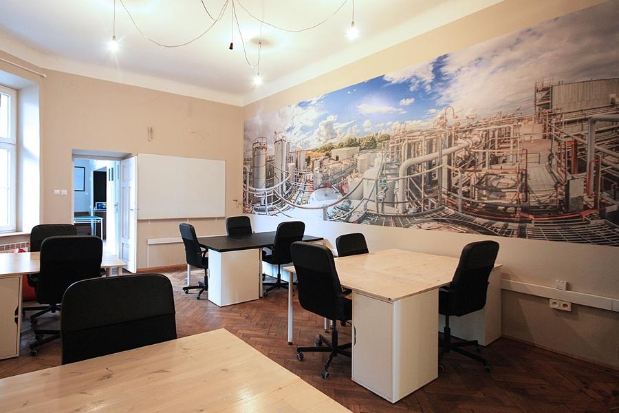 prywatne biuro do wynajęcia dla zespołu Kraków