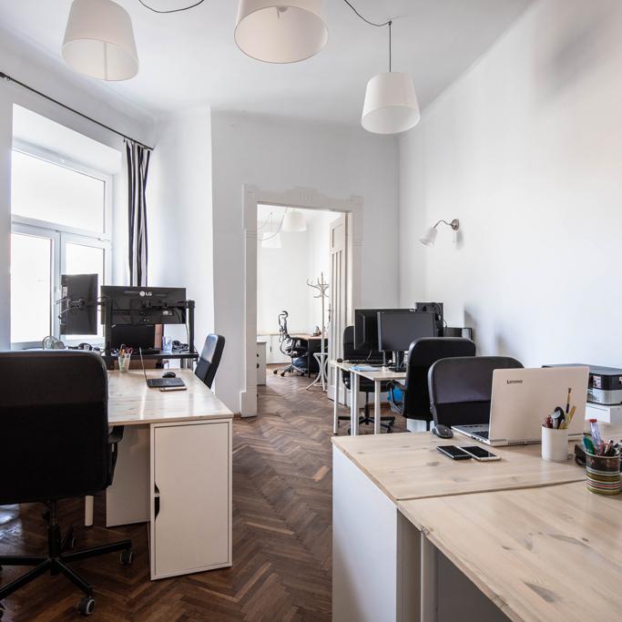 Coworking BIóRO w centrum krakowa